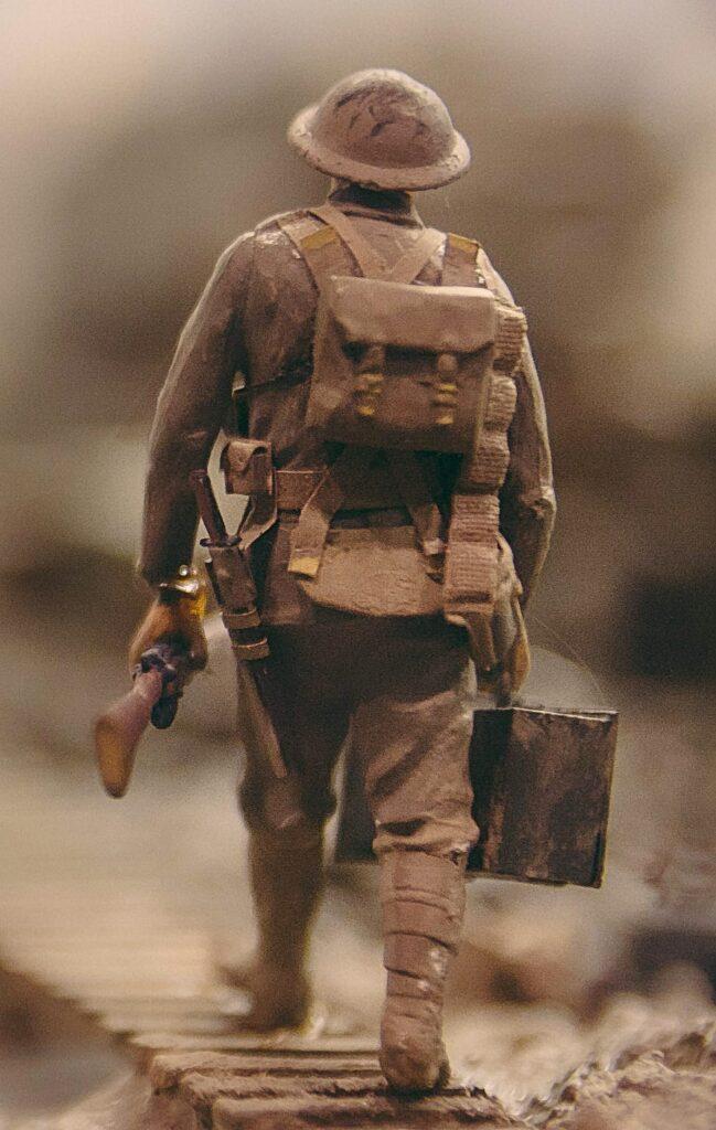 Cataplana hatte Vorläufer im Soldaten-Helm des Ersten Weltkriegs