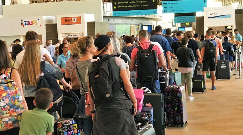 Thomas Cook-Touristen mit Pauschalreise werden im Oktober nicht in Faro und anderswo landen