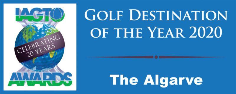Top-Destination für Golfer ist 2020 die Algarve laut Urteil der IAGTO