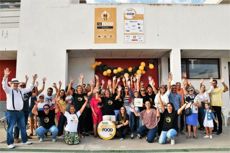 Algarve News über Organisation ReFood in Vila Real de Santo Antonio