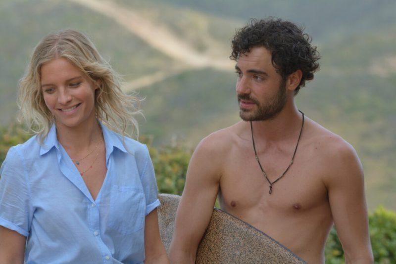 Algarve-Film im ZDF mit Szenen vom Surfen an der Westküste