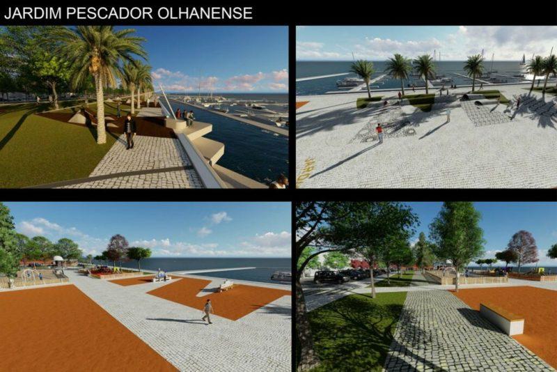 Algarve News zu Modernisierung der Uferfront in Olhao