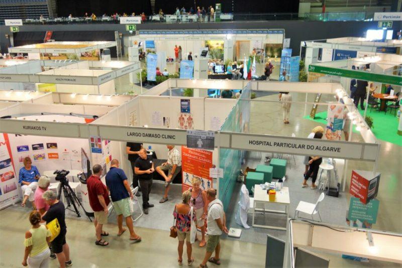 Algarve-Oktober 2019 mit Messe Better Living in Portugal in Portimão