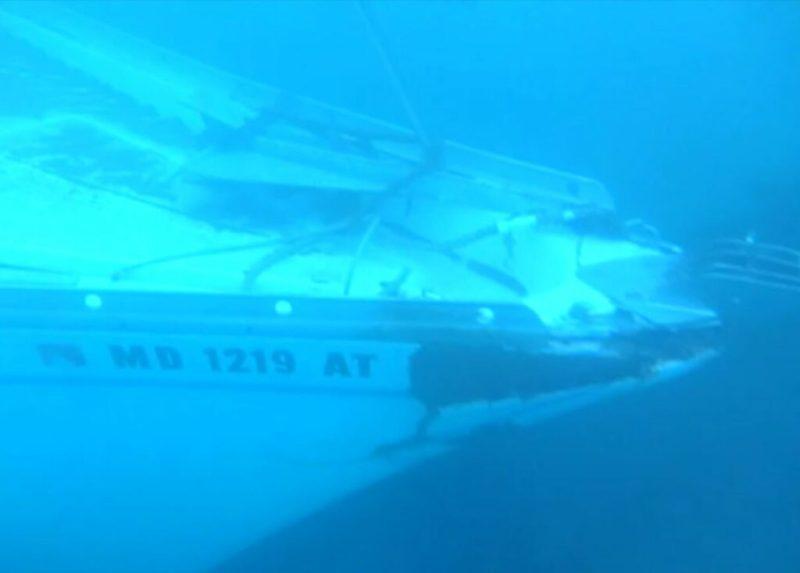 Algarve News zu untergegangenen Yachten auf den Azoren durch Wirbelsturm Lorenzo