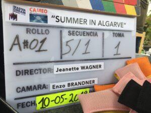 Algarve-Film mit erster Filmklappe für die ZDF-Produktion