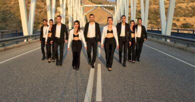 Algarve-Oktober 2019 mit argentinischem Tanz