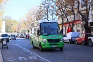 Kostenloser Nahverkeht in Loulé, Quarteira und Vilamoura während der Weihnachtszeit