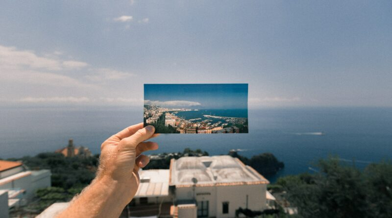 Algarve-Urlaubsgrüße senden: Der schnelle Weg zur individuellen Postkarte