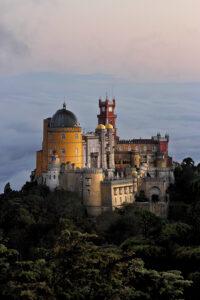 Palácio Nacional da Pena in Sintra: einer der schönsten Paläste Europas bei den World Travel Awards 2019