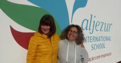 Menschen der Algarve: Karen und Silvia