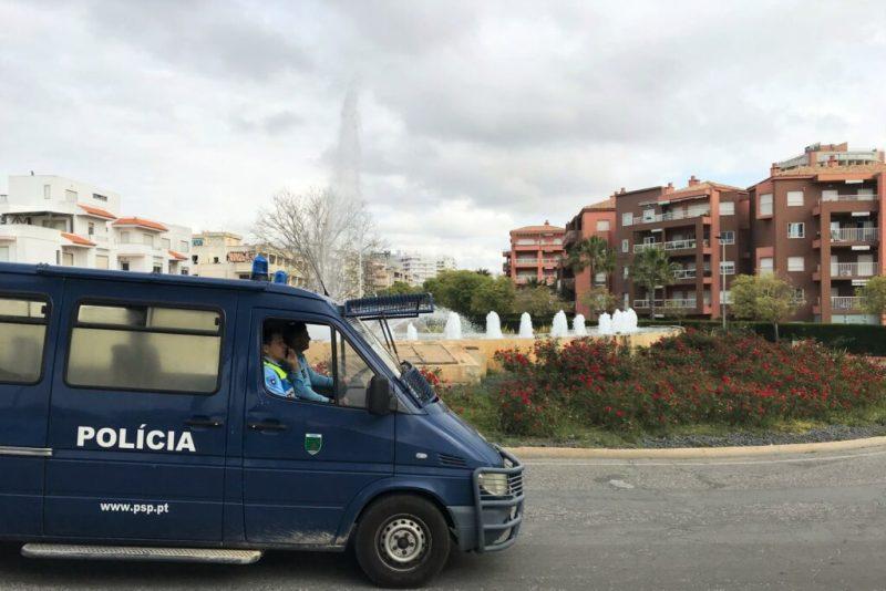 Covid-19-Zahlen in Portimao an der Algarve unverändert