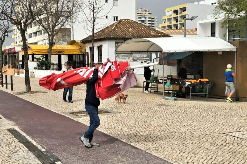 Algarve-Städte entlasten Gastronomie von Gebühren für Nutzung öffentlicher Flächen