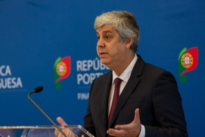 Für Covid-19-Krise sieht Portugals Finanzminister Land gut gerüstet