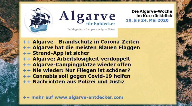 Algarve News: 18. bis 24. Mai 2020