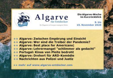 Algarve News: 09. bis 15. November 2020