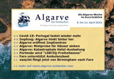 Algarve News: 05. bis 11. April 2021