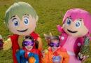 Superhelden: Obst und Gemüse aus der Algarve gegen Fettleibigkeit
